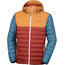 Columbia Powder Lite Jas Heren oranje/rood